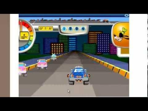 เกมส์มิกกี้เมาส์แข่งรถ