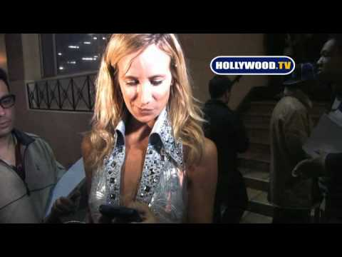 Lady Victoria Hervey Talks About Bruno.