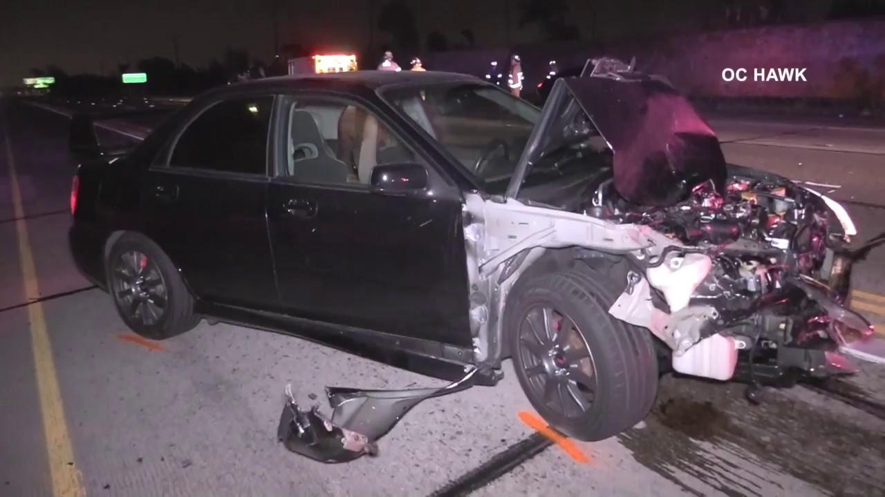 Westminster 405 freeway fatal