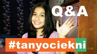 #tanyociekni - QnA finally!