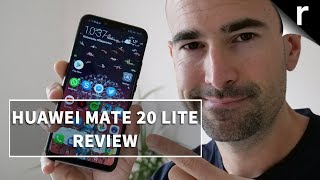 Huawei Mate 20 Lite Review | Lite on ideas?