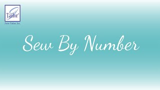 Sew By Number