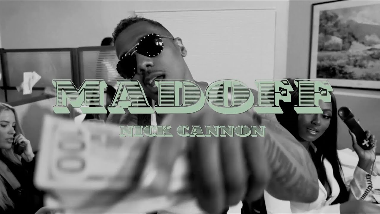 Nick Cannon Madoff Official Music Video Youtube