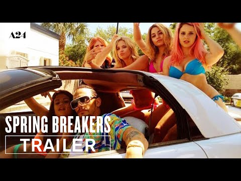 Spring Breakers | Official Trailer HD | A24