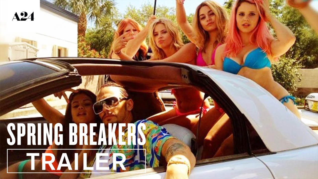 Download Spring Breakers | Official Trailer HD | A24