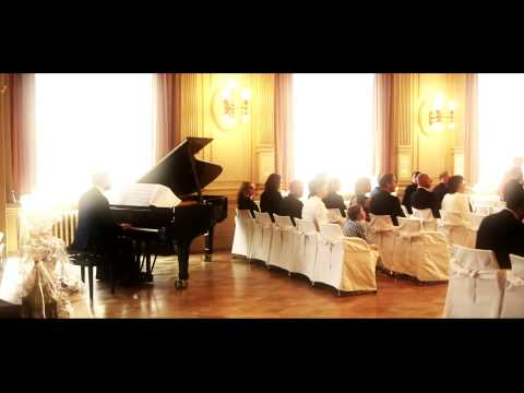 Klaviermusik zur Trauung - I Gorni, River Flows in You u. Maybe - Prinz Carl Palais