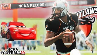 New NCAA Record! Ozark State Outlaws Team Builder Dynasty Ep. 3
