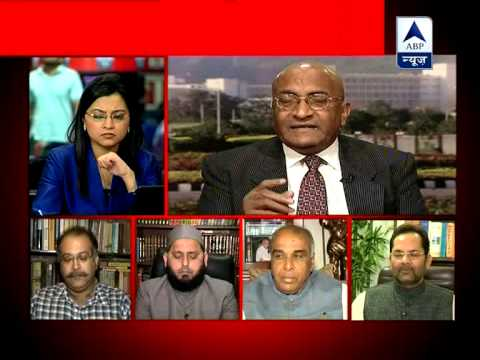 ABP News debate: How long will India tolerate Pakistan's 'such' actions?