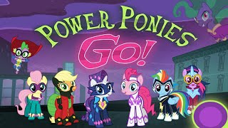Power Ponies Go!