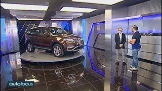 Auto Focus - Geely X7 Sport 4WD Luxury 2019 - 30/06/2018
