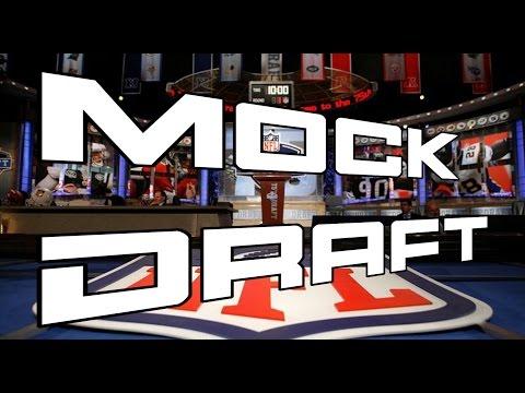 NFL Mock Draft  | PICKS 1-32 | FINAL MOCK BEFORE THE DRAFT