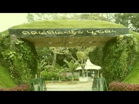 Tamil Nadu Agriculture Universitys Renovated Botanical Garden Opens With New Attractions