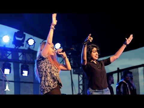 highlights-(part-2)-|-lady-kash-live-@-covelong-point-festival-2019