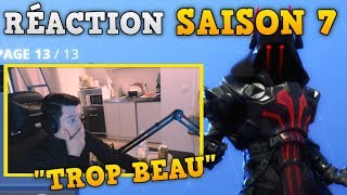 SEASON 7 REACTION! Combat Pass, Cinematic, Camos, Creative Mode? Fortnite EN
