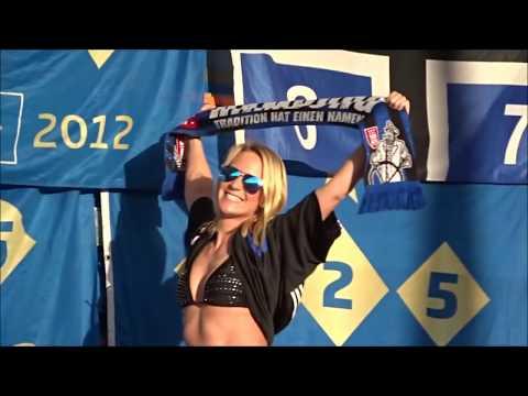 HSV - Werder Bremen 2:1  Derbysieger 22.04.2016