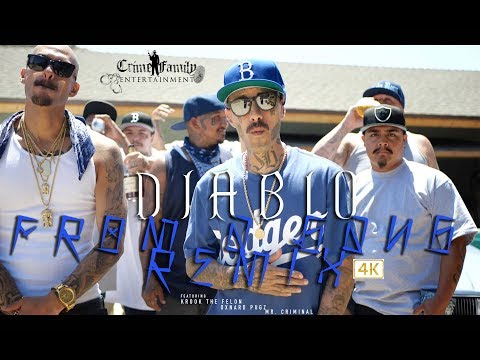 Diablo - From A Gang Remix (Featuring Krook The Felon, Oxnard Pugz, Mr. Criminal)
