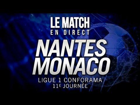 ⚽ Nantes 0 - 1 Monaco, L'intégrale !