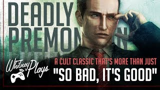 """Deadly Premonition: A cult classic that's more than just """"so bad, it's good"""""""