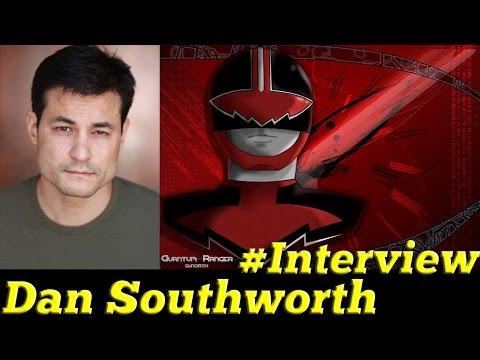 Dan Southworth (Eric, Power Rangers Time Force) Interview & Fan Questions