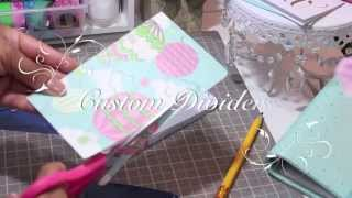 How To Make Dividers For Your Planner