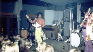 Jimi Hendrix - Burning of the Midnight Lamp live in Stockholm 1967