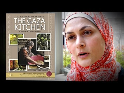 "Laila El-Haddad: ""The Gaza Kitchen"""