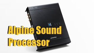 Alpine Sound Processor (PXA-H800) (RUX-C800)