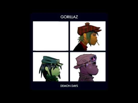 Gorillaz - Feel Good Inc. ( no bass )