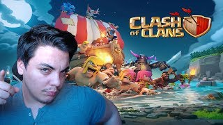 KÖY İNCELEMELERİ #22 (ÇOK SİNİRLENDİM) Clash of Clans