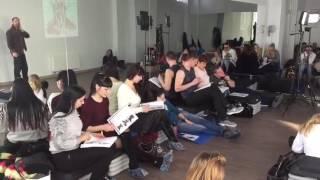 Старт обучения группы Р44 в Краснодаре (курс «Персональный тренер»)