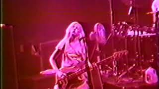 Smashing Pumpkins 1993-03-15 - Center Stage; Atlanta, GA, US.