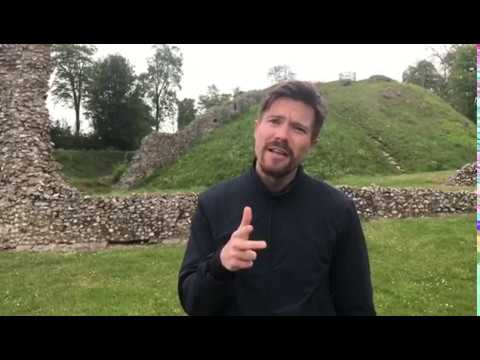 Game of Thrones star Joe Dempsie invites you to the DENS Castle Walk