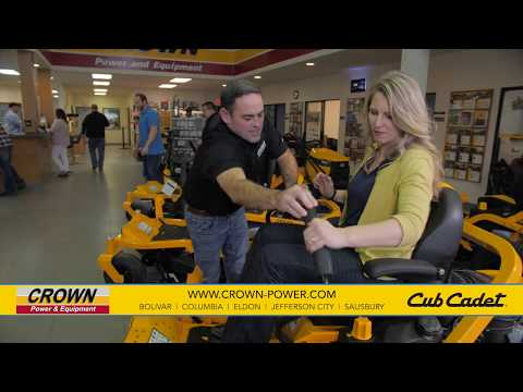 New Cub Cadet Ultima Series   Crown Power & Equipment Commercial