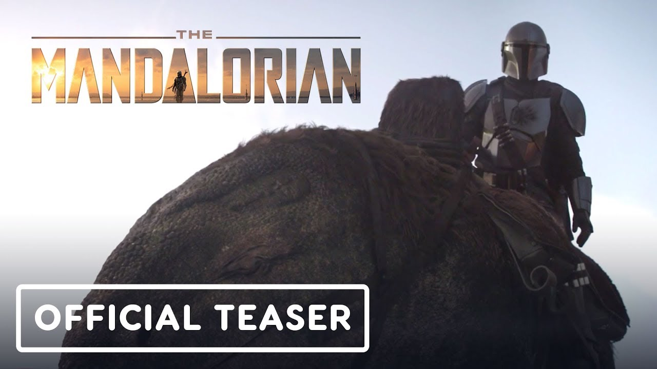 The Mandalorian - Trailer Oficial + vídeo