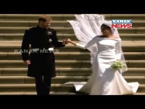 Royal wedding: Prince Harry and Meghan married at Windsor