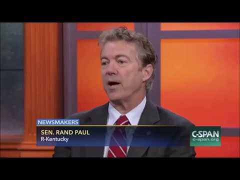 Rand Paul on Donald Trump, Elizabeth Warren, and Jeff Sessions