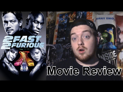2 Fast 2 Furious - Movie Review