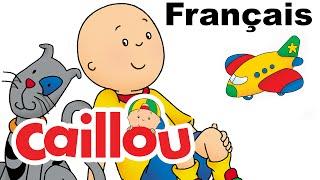 Caillou FRANÇAIS: Série 1, Partie 2   conte pour enfant   Caillou en Français