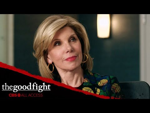 The Good Fight  Christine Baranski Is An Acting Powerhouse On The Good Fight