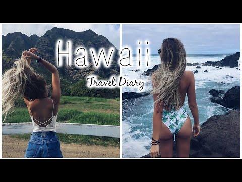 Hawaii // Travel Diary + Lookbook