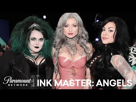 The Fashion of Ink Master: Angels | Season 2 Premieres 3/27 at 9/8c on Paramount Network