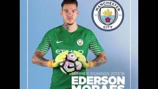 Man City Squad 2017/18