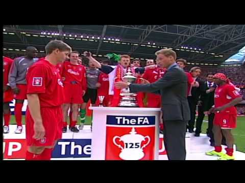 Liverpool FC - Rafael Benitez FA Cup Success 2006