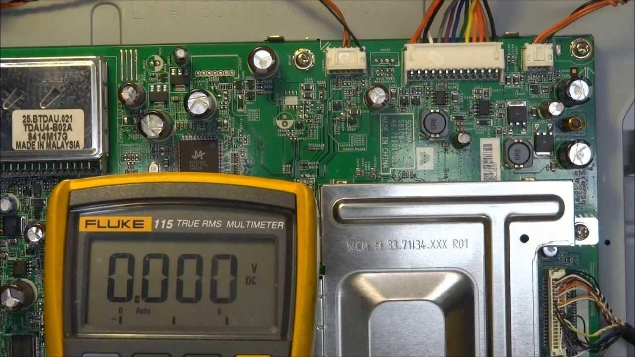 Sony Kdl 32l5000 26l5000 32ll150 32l504 22l5000 37l5000 No Ir Infrared Remote Operation Repair Fix Universal Control Circuit Board China Youtube