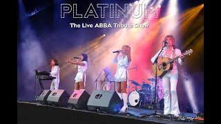 PLATINUM - The Live ABBA Tribute Show - Best Bits