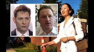 CANADA & CHINA'S DOUBLE STANDARD: Meng Wanzhou has family visit while the Michaels rot in jail