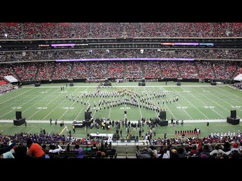 We're Not Making Love No More - Prairie View A&M University Marching Band (2016)