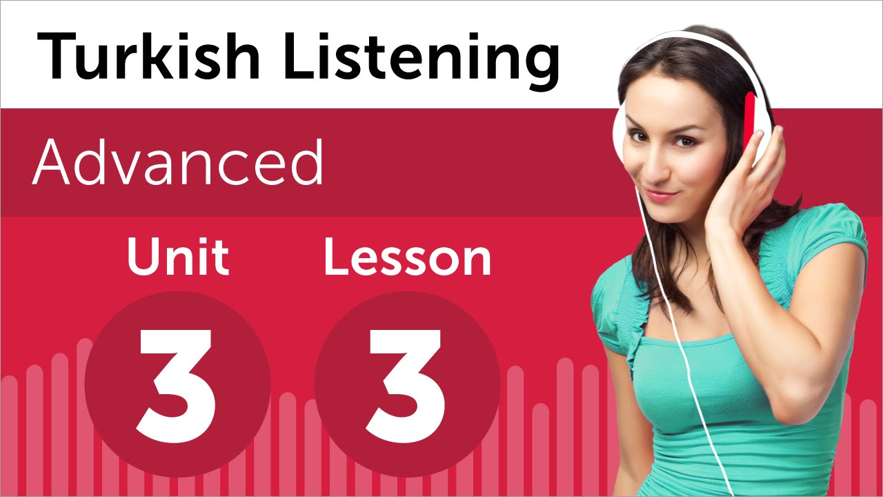 Turkish Listening Practice - Discussing Survey Results in Turkish