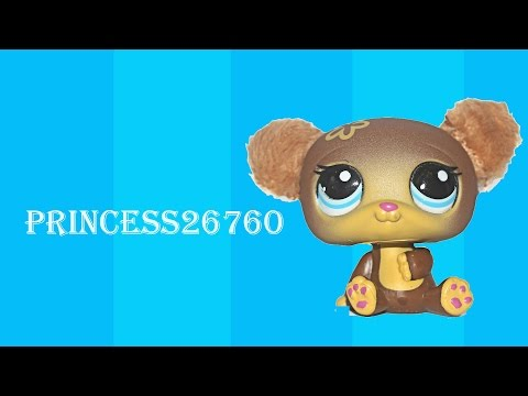 Littlest Pet Shop : My LPS Collection Of Furry Bears