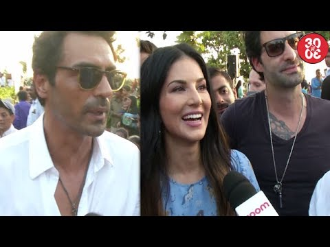 Arjun On Justin Bieber Assault Controversy | Sunny Leone On Not Promoting Her Documentary